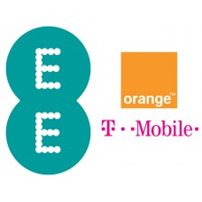UK EE - T-mobile - Orange iPhone4 to iPhone6S+ CLEAN